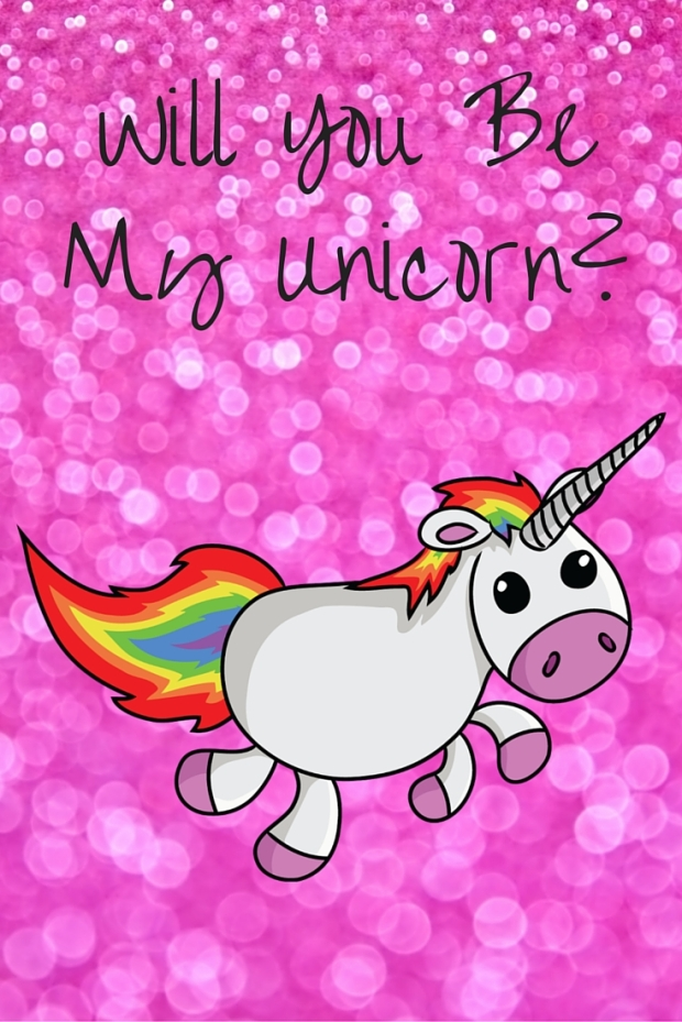 Will You Be My Unicorn-